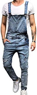 Peto hombre Ripped Jeans