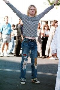 ropa grunge hombre style